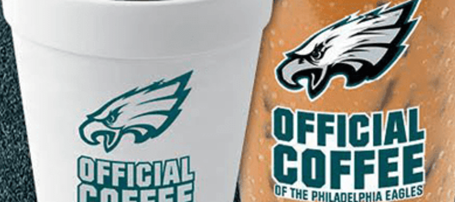 Dunkin's Return of Eagles $1 Game Day Coffee
