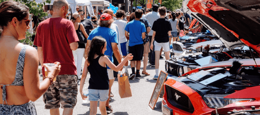 East Passyunk Car Show and Street Festival