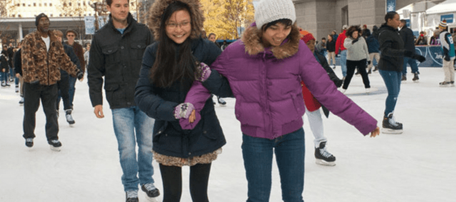 Free in February Kicks Off at Dilworth Park