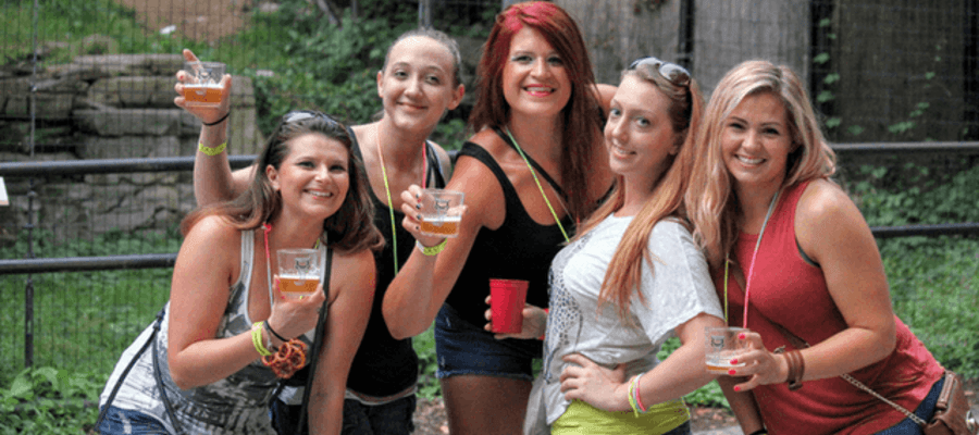 The Philadelphia Zoo's Summer Ale Festival