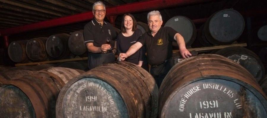 Scotch Whisky: Lagavulin Distillery Marks 200th Anniversary