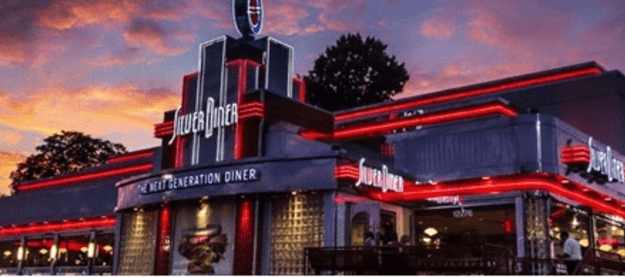 The Silver Diner Changes Menu After 10 Years