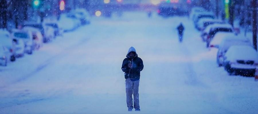 Philadelphia Declares a Snow Emergency and Storm Warnings