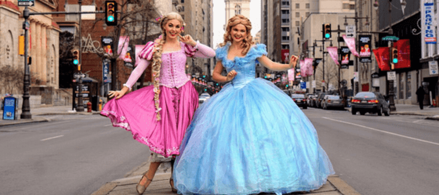 Philadelphia Theatre Presents Holiday Princess Sing-Along Concert Party