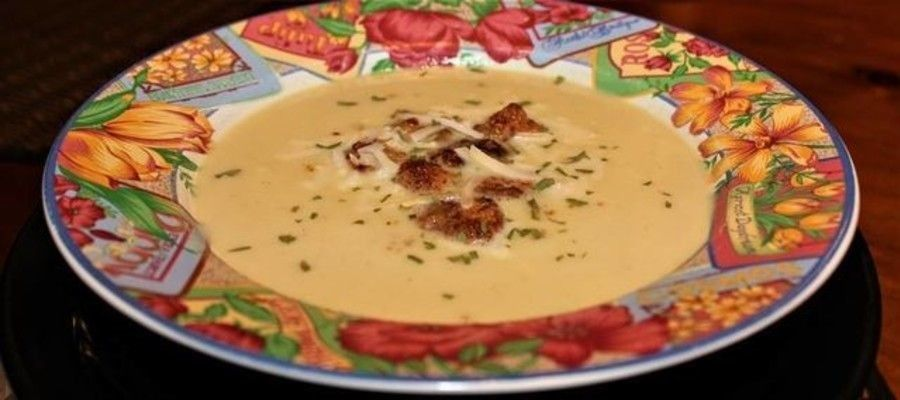 Cauliflower Starter Soup