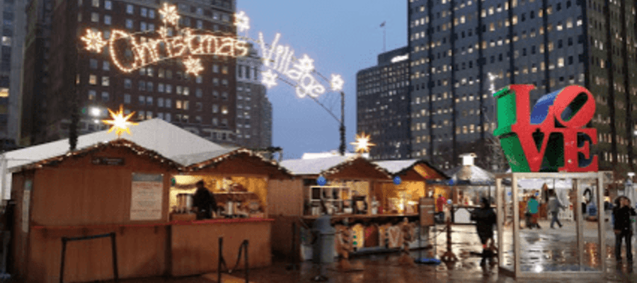 Philadelphia's Christmas Village is Officially Closed For The Season