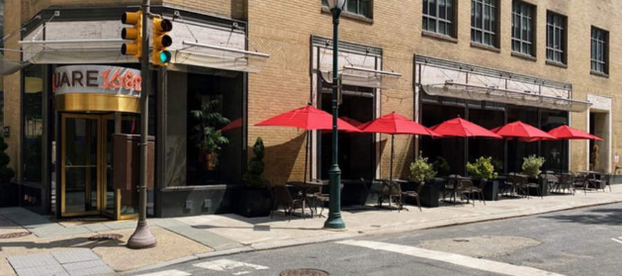 Square 1682 Re-Opens for Outdoor Dining