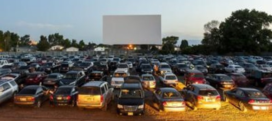 Drive-In theatre theaters