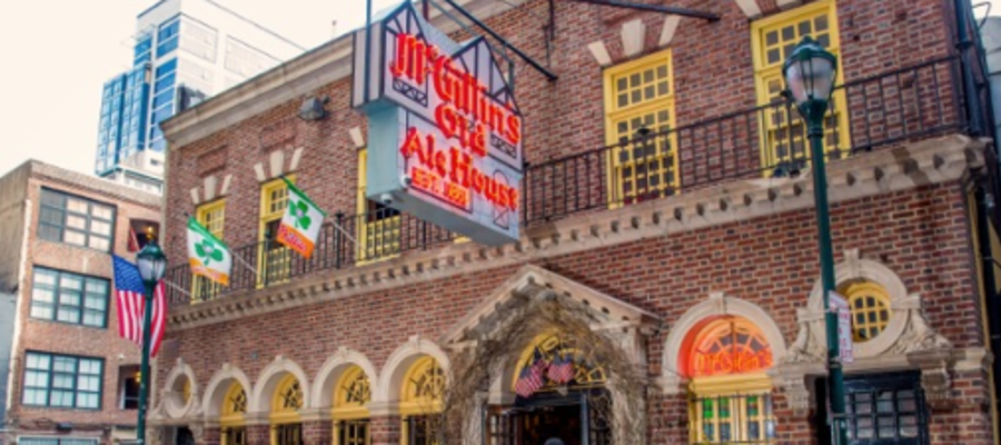 McGillin's Olde Ale House Celebrates 160th anniversary