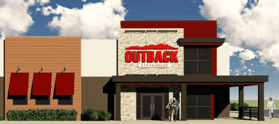 Outback Steakhouse is Opening in Oxford Valley