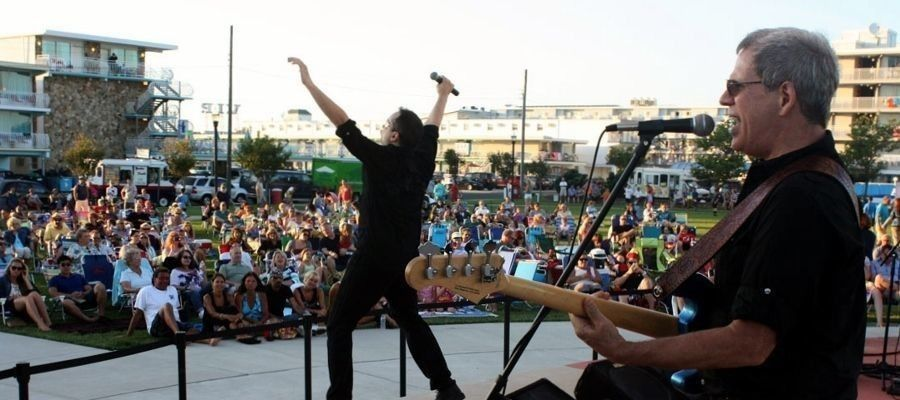Wildwood Crest 2016 Summer Music Series Guide