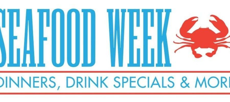 Seafood Week Dinner's Drinks and More in Atlantic City