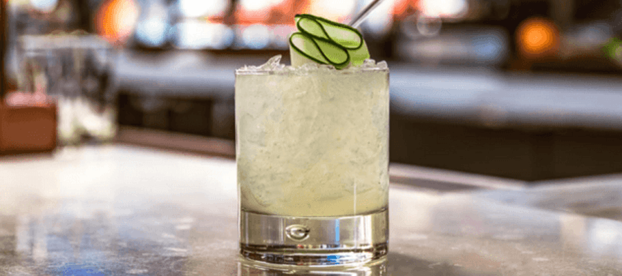 Top Cucumber Cocktails in Philly