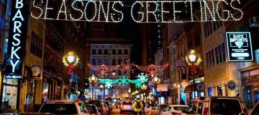 Visitor's Family Guide For The Holidays In Philly