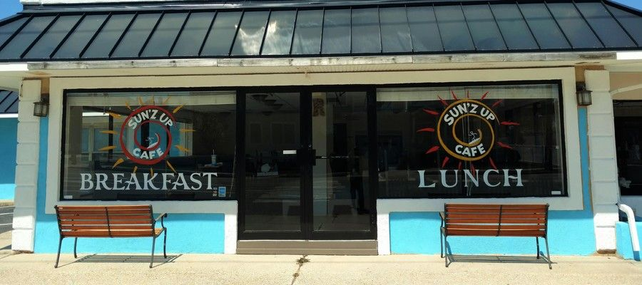 Sun'z Up Cafe Opening in Wildwood Crest