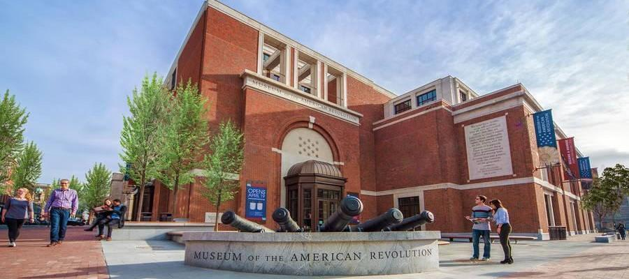 Museum of the American Revolution - Historic Philadelphia