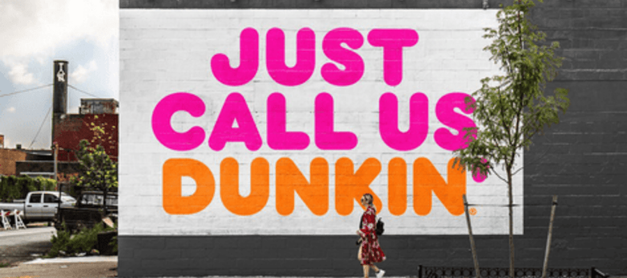 Welcome to Dunkin': Dunkin' Donuts Changes Name