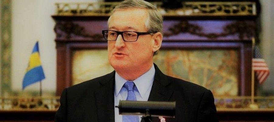 Mayor Kenney Announced Var Recreation Center Rebuild Project