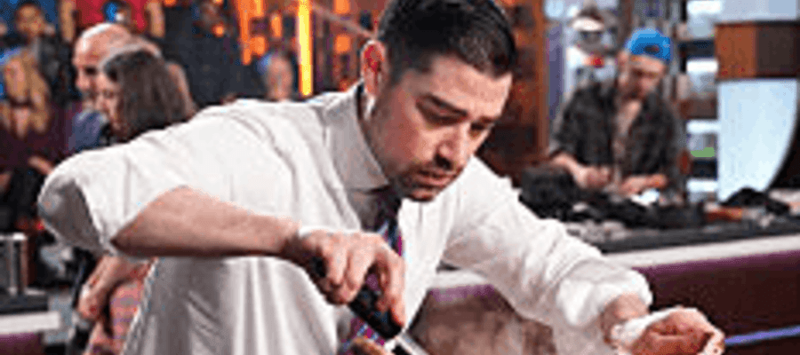 Philadelphia Attorney, Sam Haaz Earns Spot on MasterChef