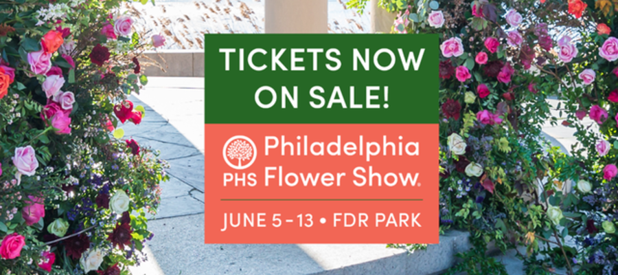 2021 Philadelphia Flower Show at FDR Park