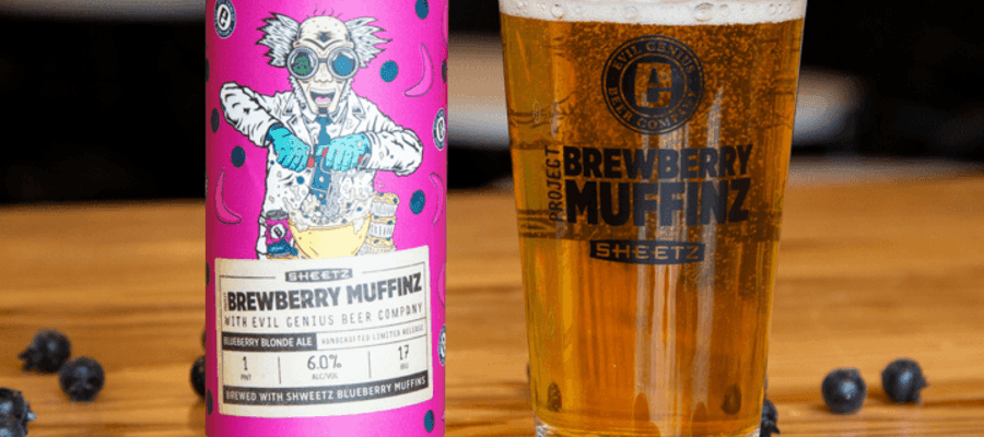 Evil Genius Beer Company Has Teamed Up With Sheetz
