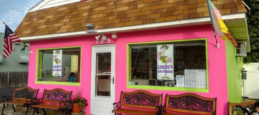 Lizzy's Ice Cream Opens in Wildwood Crest