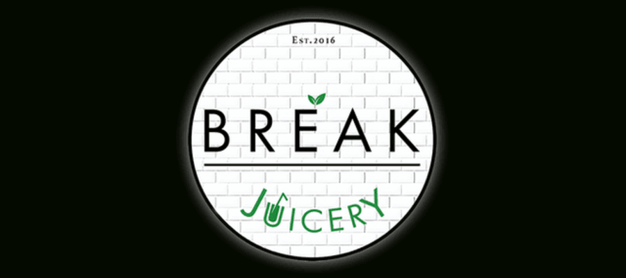 Break Juicery  at The Bourse Marketplace
