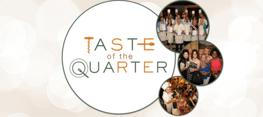 Tropicana Atlantic City's 11th Annual Taste of the Quarter 2018