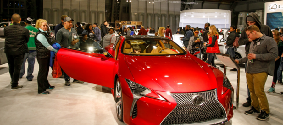 2021 Philadelphia Auto Show Will Be Held This Summer