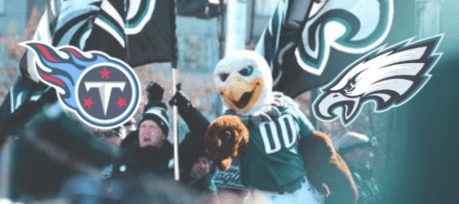 Week 4 - Predictions:Philadelphia Eagles VS. Tennessee Titans