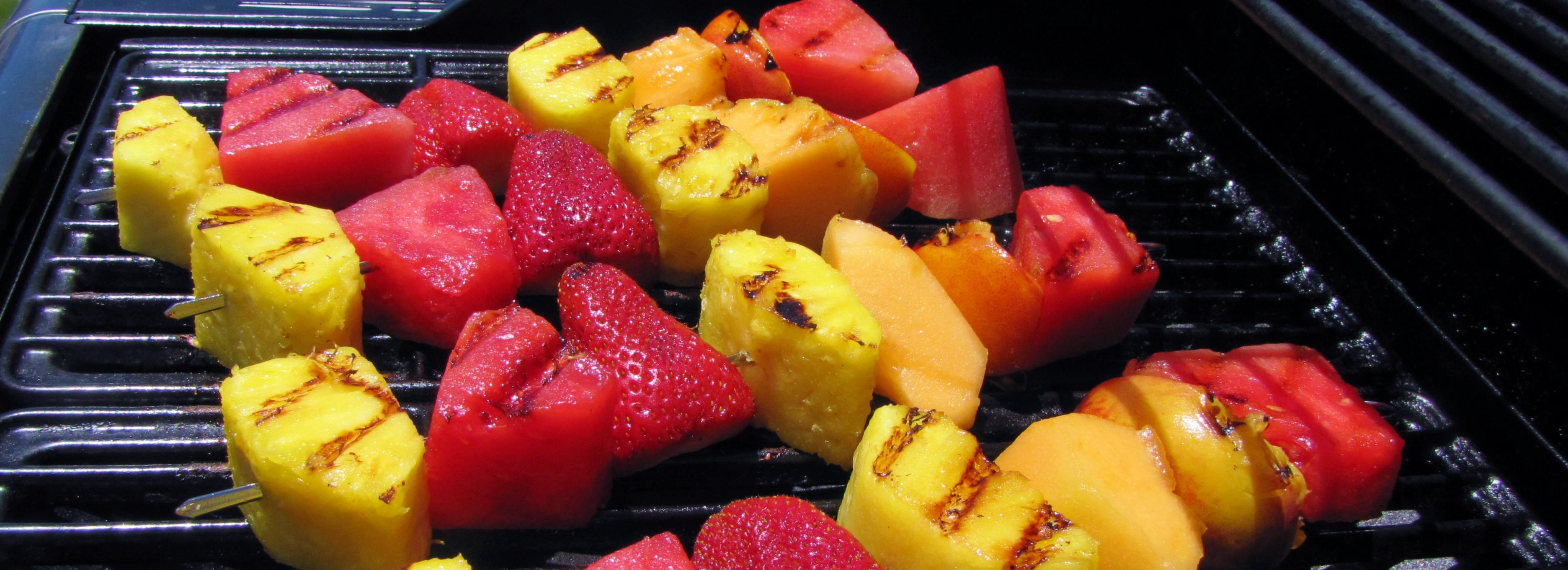 BBQ 101 Grilling Veggies and Fruits