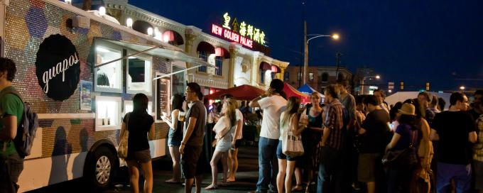 Philly's Night Market Announces 2016 Dates