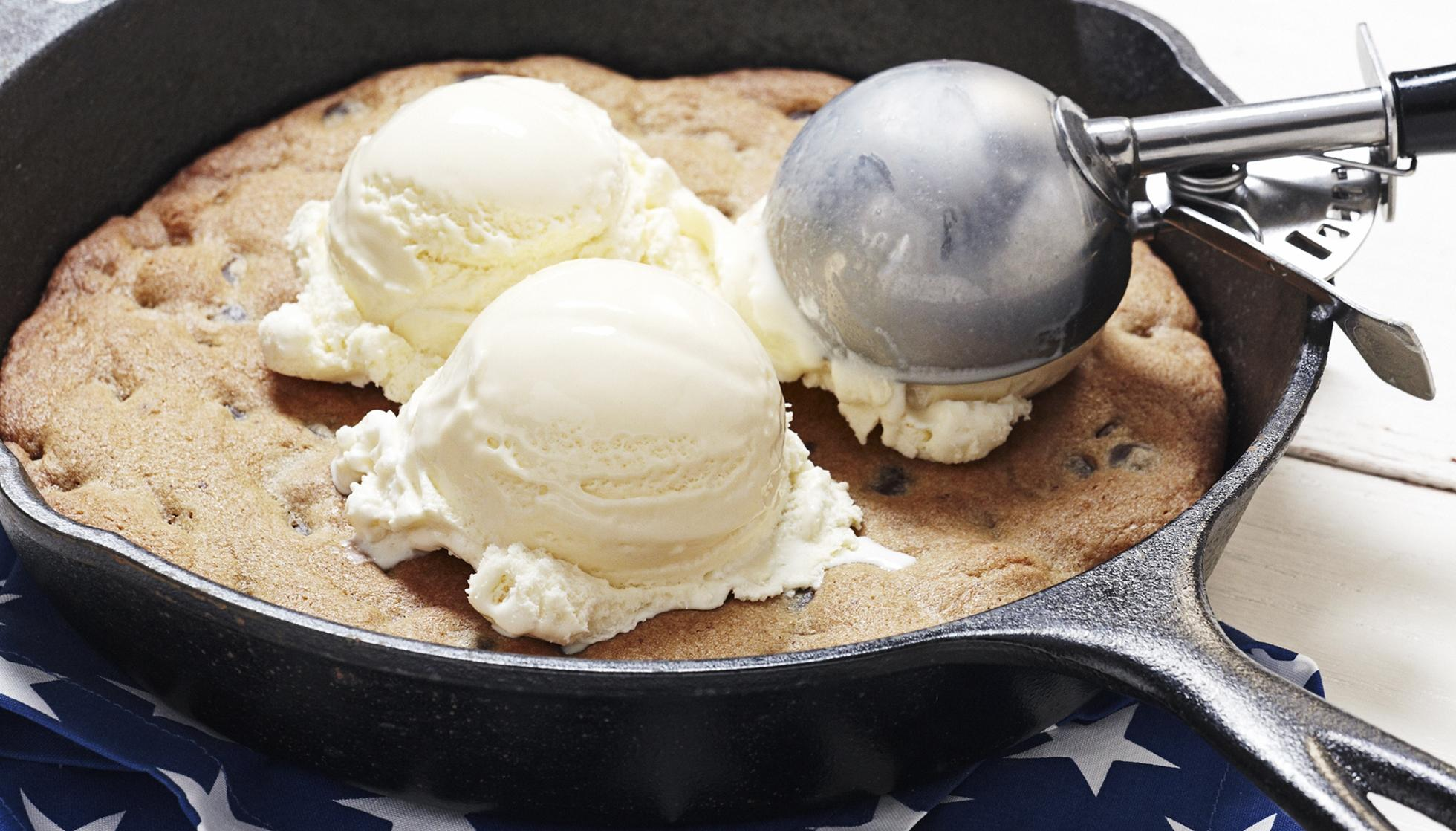 Chocolate Chip Skillet Cookies: Made Easy Recipe