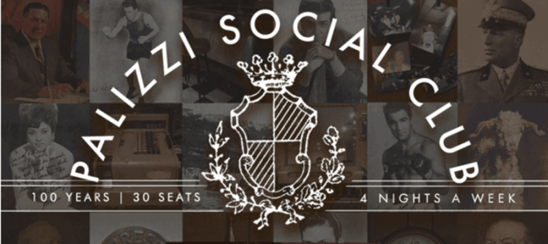 South Philly's Palizzi Social Club