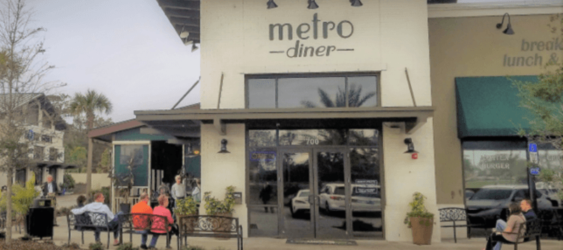 The Metro Diner at Ponte Vedra Beach