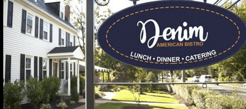 Denim American Bistro in Cherry Hill
