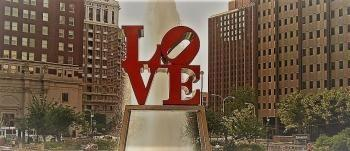 Philly's LOVE Sculpture Will be Temporarily Removed for Conservation