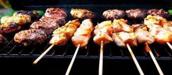 The best way to grill and find the world famous Greek Souvlaki, in Athens and around Greece !