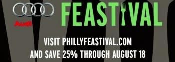 Tickets are now on sale, and get them soon to take advantage of the earlybird 25% off discount for purchases before August 18, bringing ticket price to $225. Each Feastival ticket buyer will also receive a FringeArts membership for the 2016-2017 season as well as a membership to the 2017 Fringe Festival.