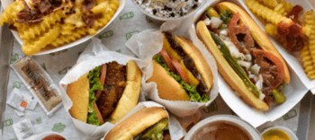 The Shake Shack Launches New Food Trucks