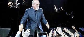 Billy Joel Resturn to Citizens Bank Park