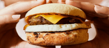Dunkin' to Begin Offering Beyond Sausage Sandwich