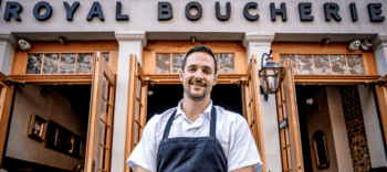 The Royal Boucherie American Brasserie