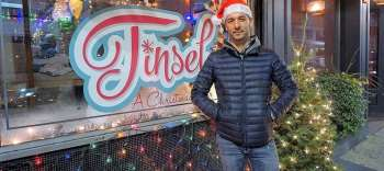 Tinsel, Christmas-Themed Cocktail Bar in Midtown Village Philly