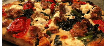 Where to Get Pizza in Luzerne County PA