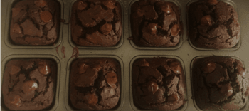 Healthy Chocolate Peanut Butter Healthy Chocolate Peanut Butter Banana MuffinsBanana Muffins