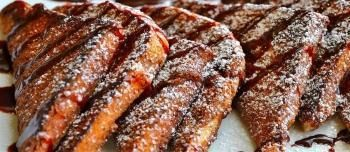 Breakfast 101: Chocolate French Toast
