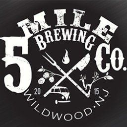 5 Mile Brewing Company -  Wildwood, NJ 08260