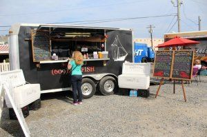 Marie's Seafood Food Truck