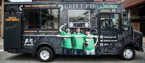 Wahlburgers Philly Food Truck